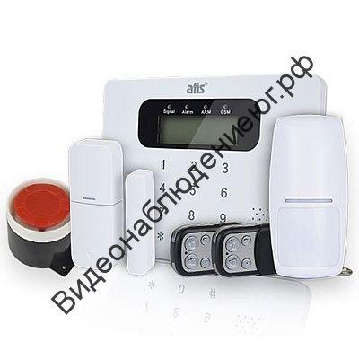 Беспроводная GSM сигнализация Atis Kit-GSM100